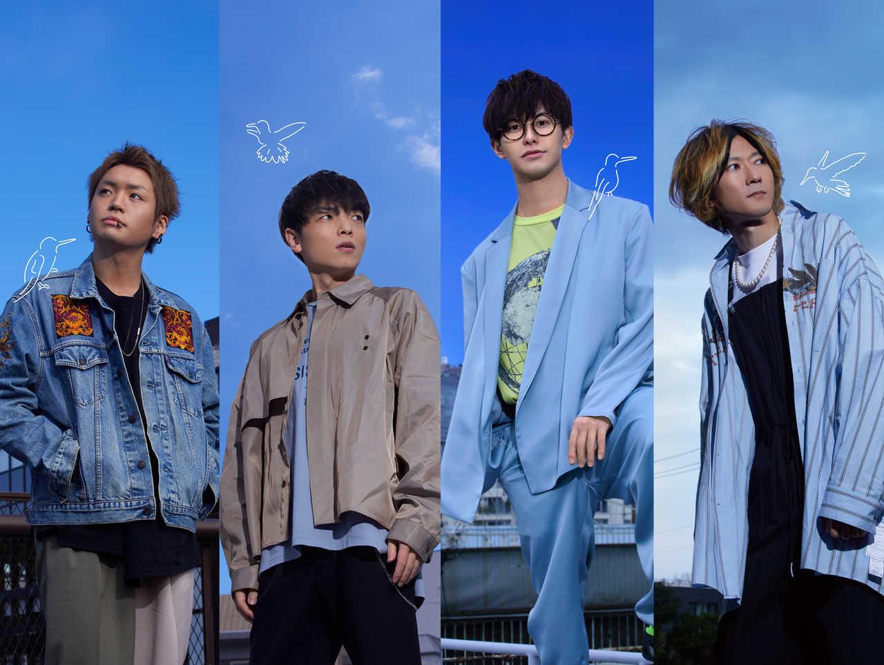 BLUE ENCOUNT「あなたへ」を5/13に配信決定!武道館のLIVE映像、メンバーによるトーク番組も公開!