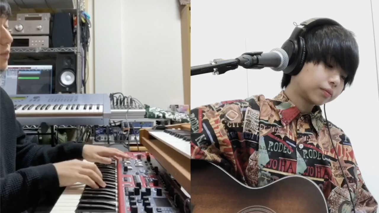「海風〜Special distance session」歌唱映像