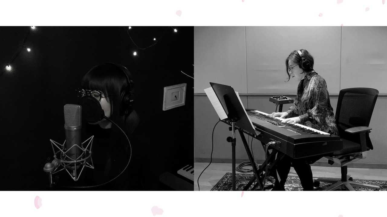 『Aimer × 梶浦由記「春はゆく」the end of spring 2020』