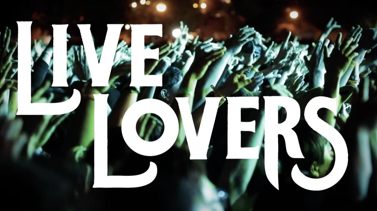 ライブを愛する人々を繋ぐLIVE LOVERS誕生!