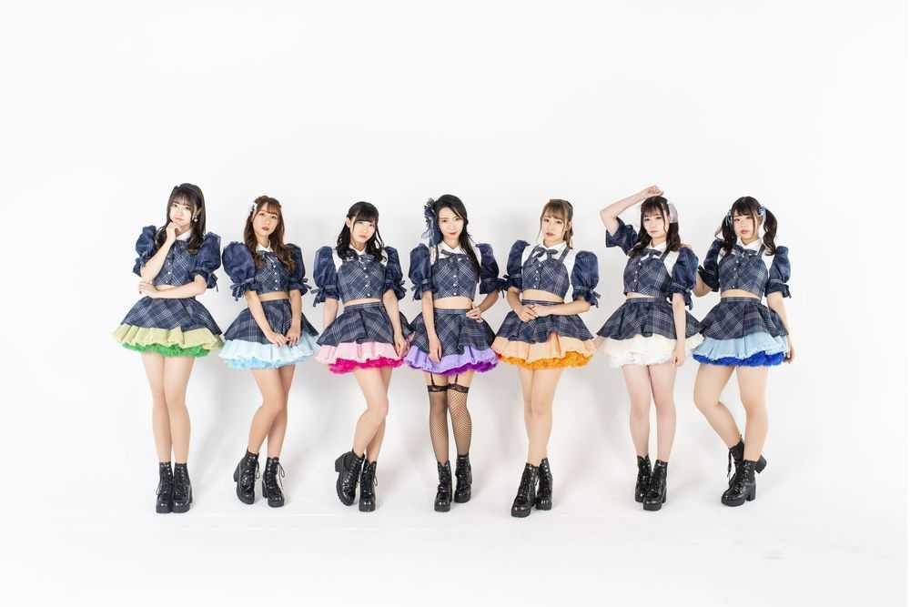 姫路のご当地アイドルKRD8、7月7日に1stアルバム「strobe edge」をリリース