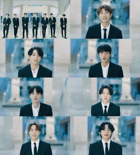 BTS、オバマアメリカ元大統領などとオンライン卒業式'Dear Class of 2020'参加!