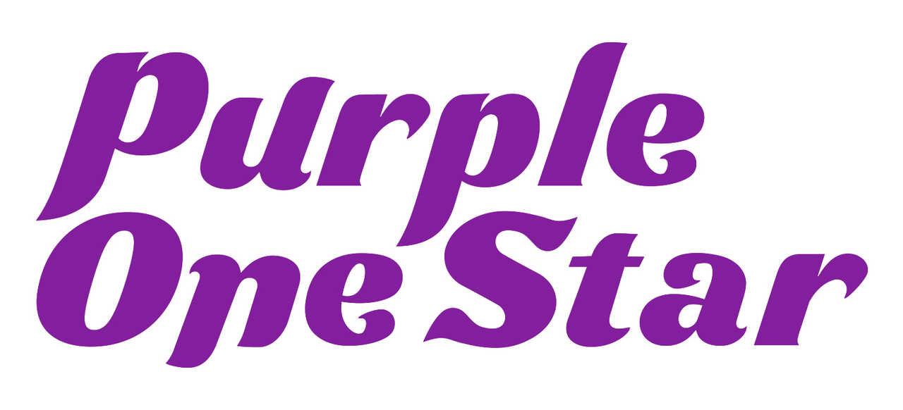 Purple One Star ロゴ