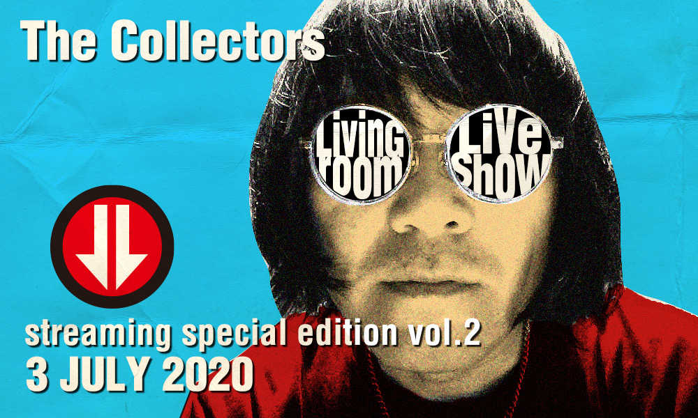 『LIVING ROOM LIVE SHOW〜THE COLLECTORS live at QUATTRO 2018 streaming special edition Vol.2〜』