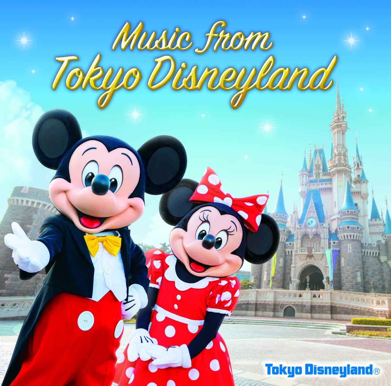 東京ディズニーランド、東京ディズニーシー、初の公式プレイリストが夏テーマで初更新!