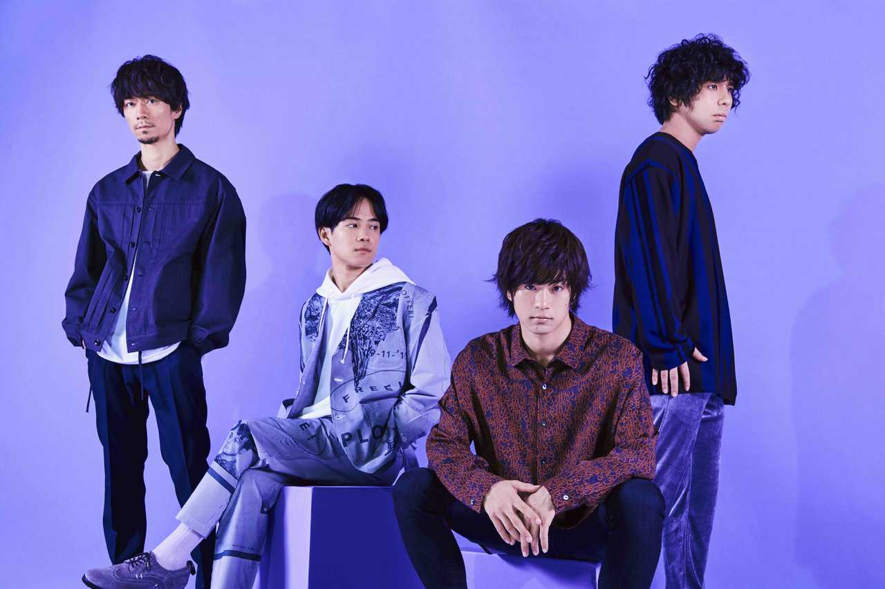 フレデリック、新曲「されどBGM」急遽7月8日デジタルリリース決定!秋ツアーのチケット最速先行もスタート!