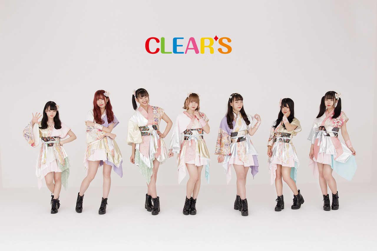 名古屋CLEAR'Sが7月5日より特典会アプリ「チェキチャ!」に参加決定!