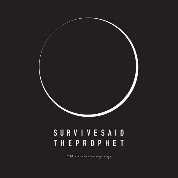 Survive Said The Prophet 10周年ロゴ (okmusic UP's)