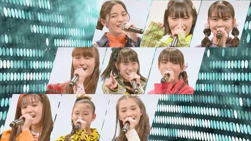 『Girls² スペシャル生配信イベント ~おうちでチュワパネ︕~』より