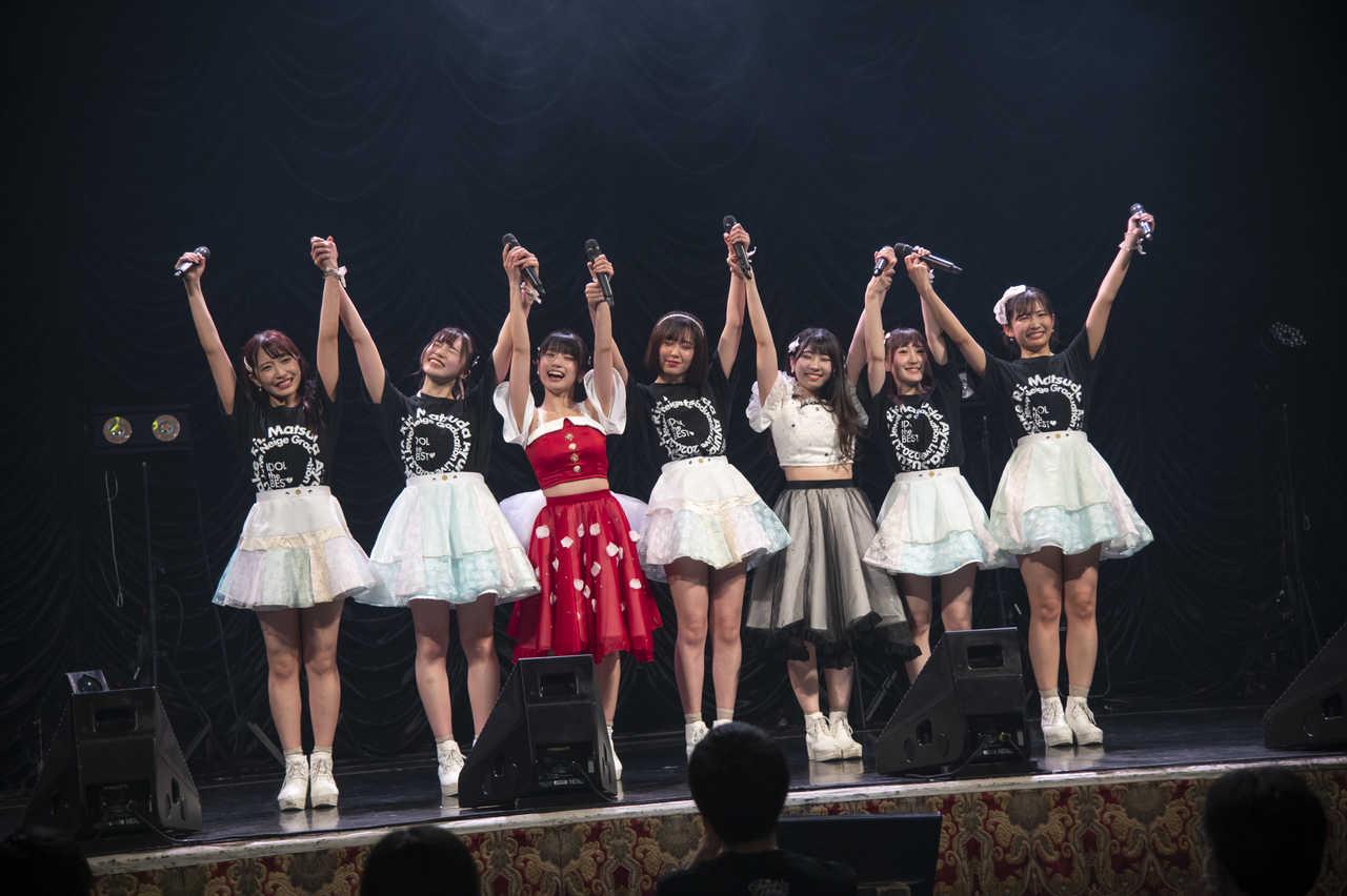 Jewel☆Neigeの涼掛凛と松田あゆなが卒業。そしてJewel☆Neigeは新しい未来へ…。