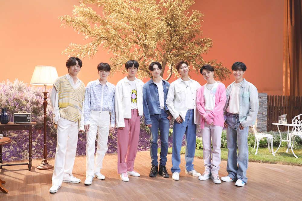 BTS、アルバム発売記念オンラインショーケースを実施!