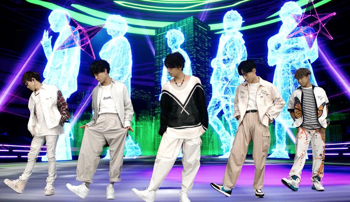 Da-iCE、リアルとバーチャルを融合させた「ABEMAアリーナ」こけら落とし公演を開催!