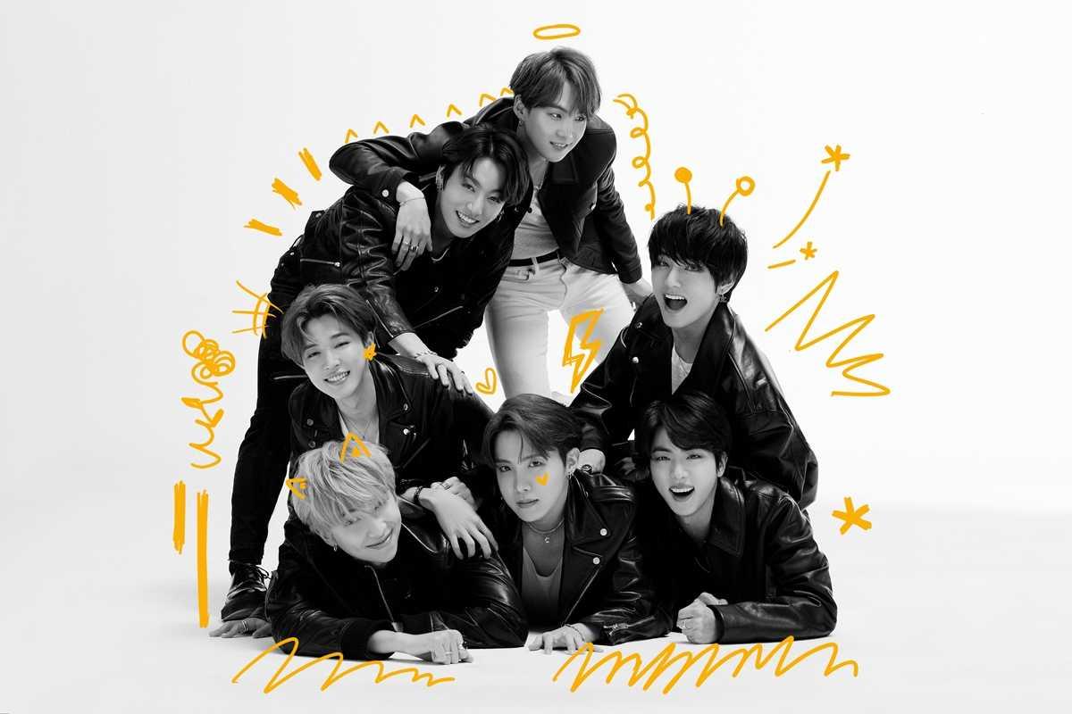 BTS、8月21日にデジタルシングルを発売