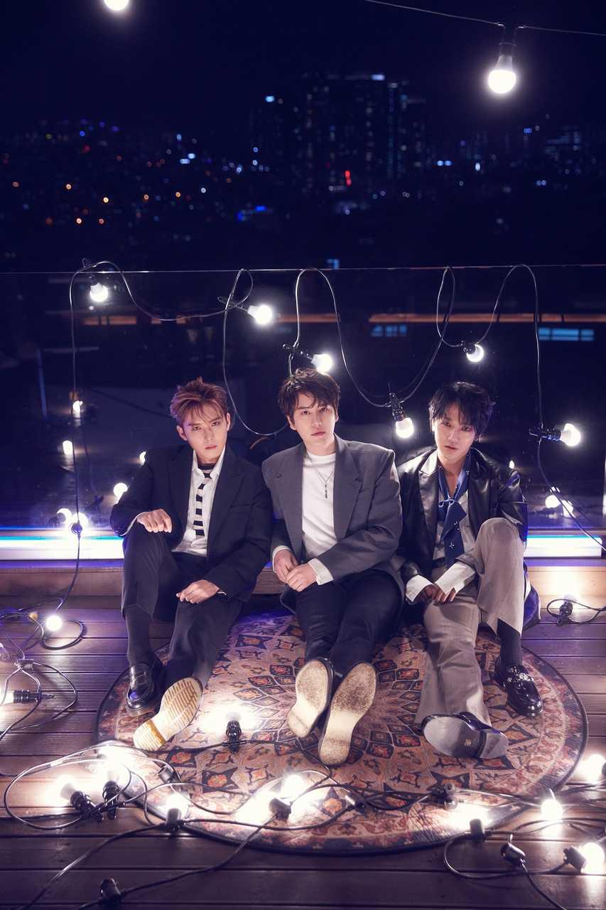 SUPER JUNIOR-K.R.Y. がオンライン適合型コンサート「Beyond LIVE」に登場!