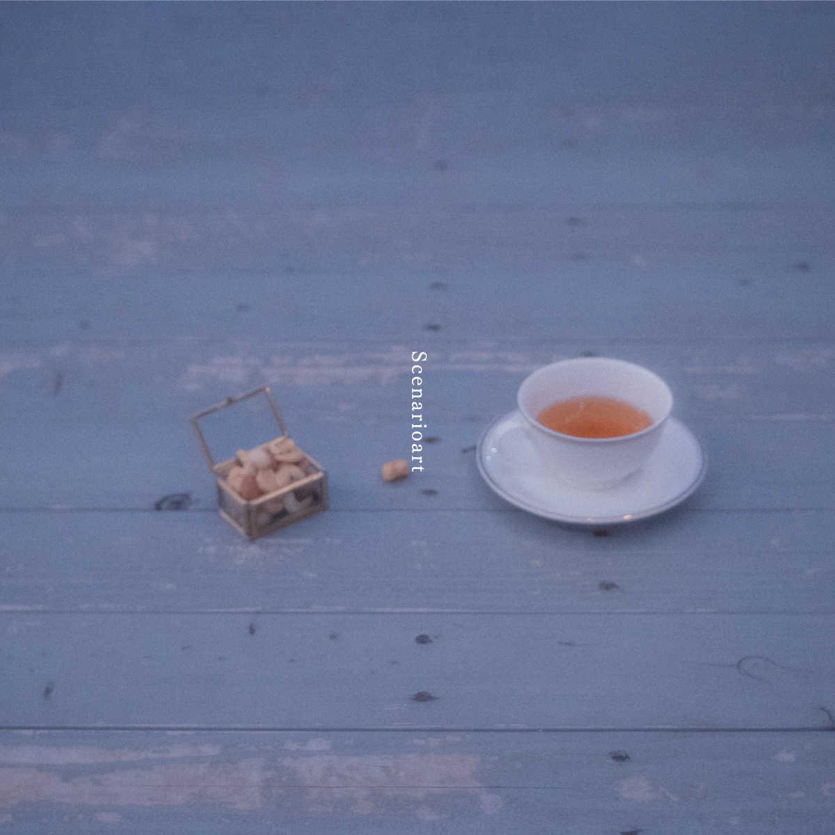 ミニアルバム『nuts a tea』
