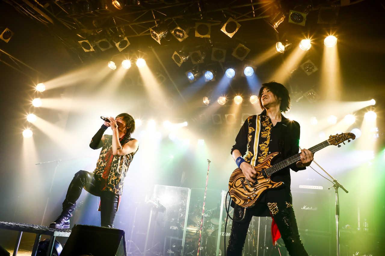 7月31日(金)@『GRANRODEO 15th ANNIVERSARY Startup Live 〜たかが15年〜 』 photo by  キセキミチコ