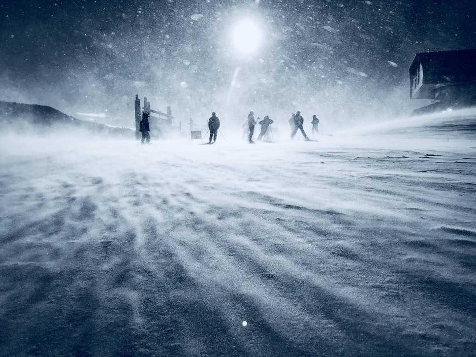 ドラマ「THE  HEAD」南極の壮絶なサバイバル・スリラー!驚きの展開と結末に魅了される