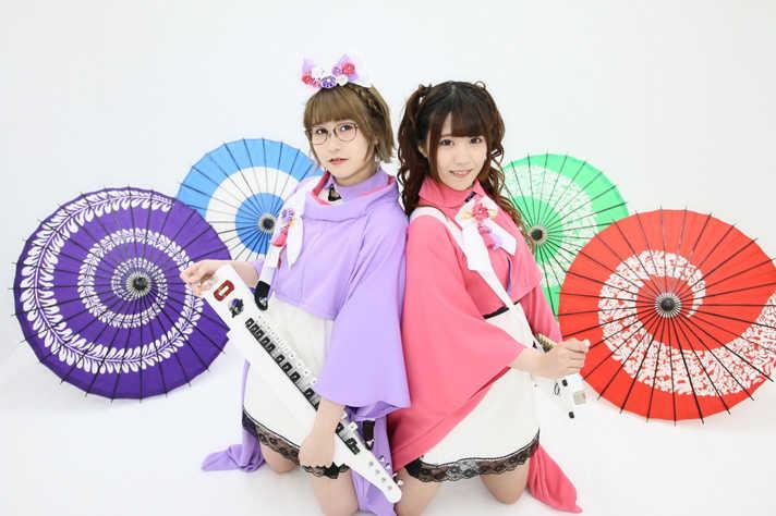 新ユニット『令和琴姫』(南にこ/さぁめろ)