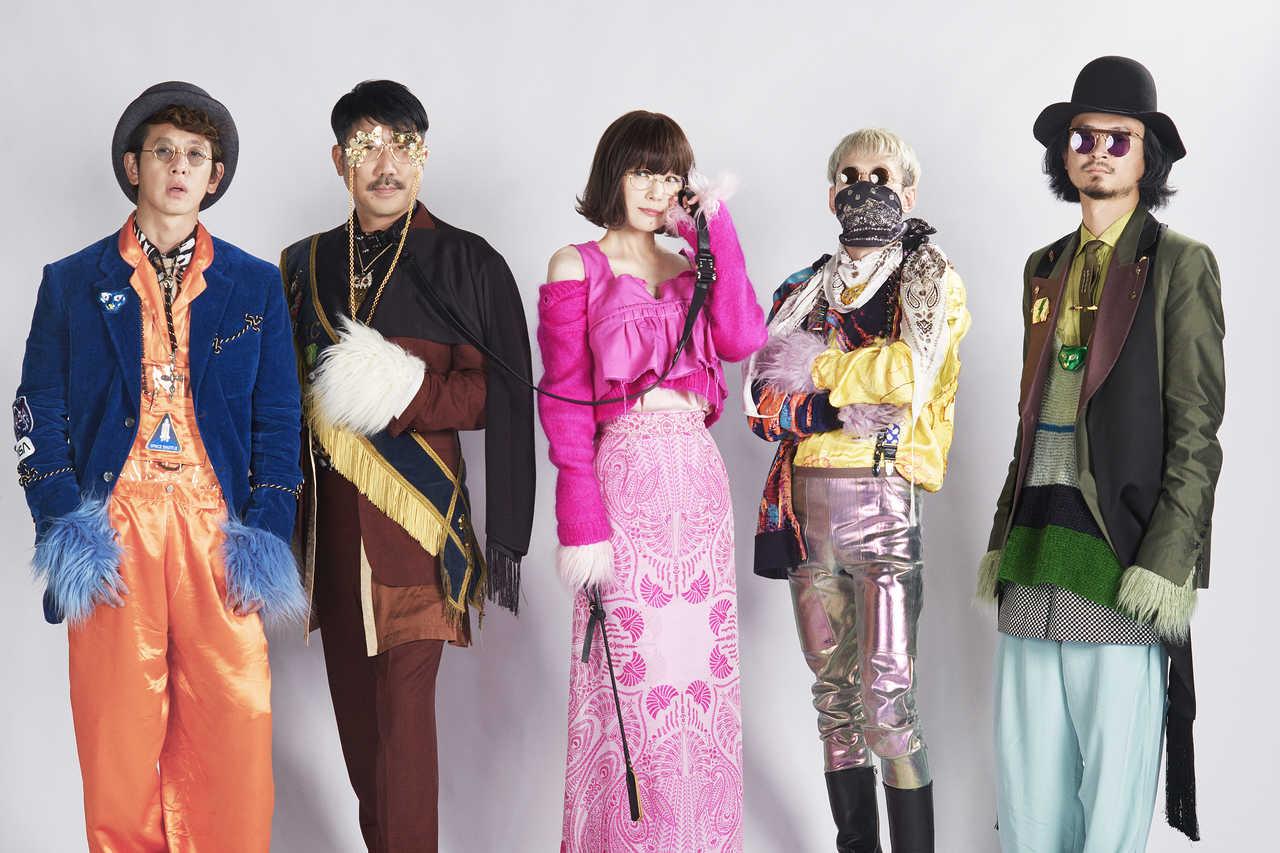 東京事変、新曲「青のID」が2020年11/3公開の映画『さくら』主題歌に決定!