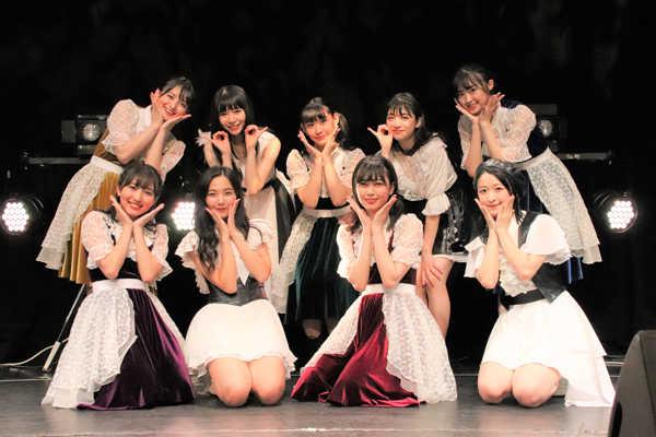 東京女子流、たこやきレインボー