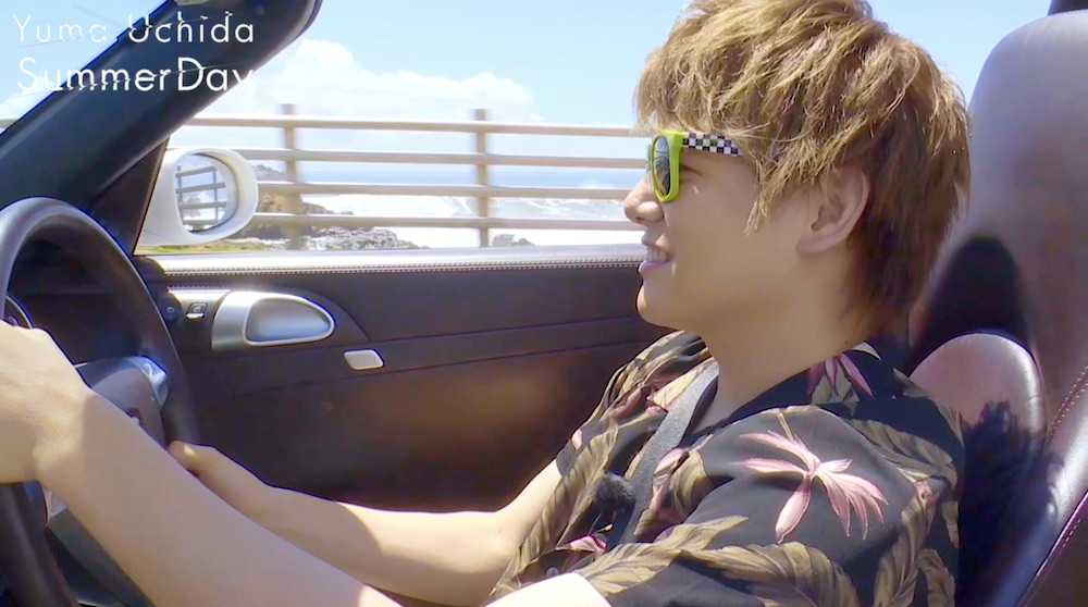「SummerDay」Drive Video
