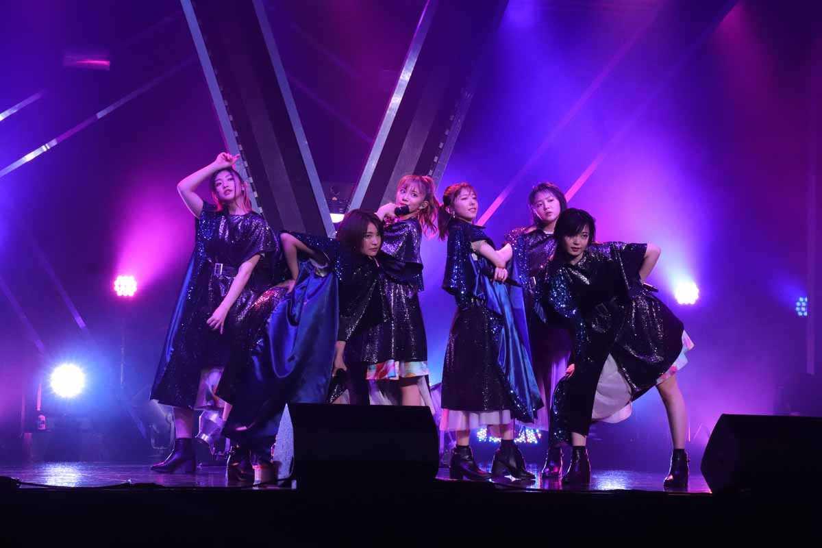エビ中、最新アルバム『playlist』をテーマに構成した初のオンラインLIVEを開催!