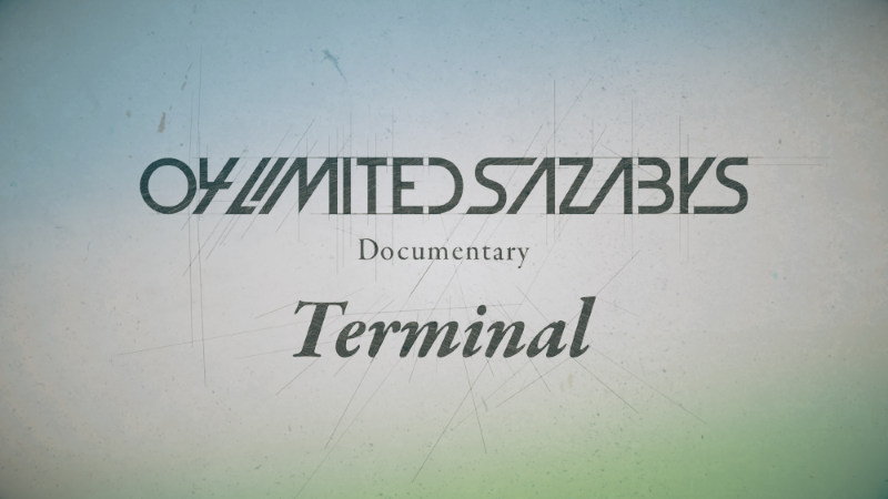 "『04 Limited Sazabys Documentary ""Terminal""』"