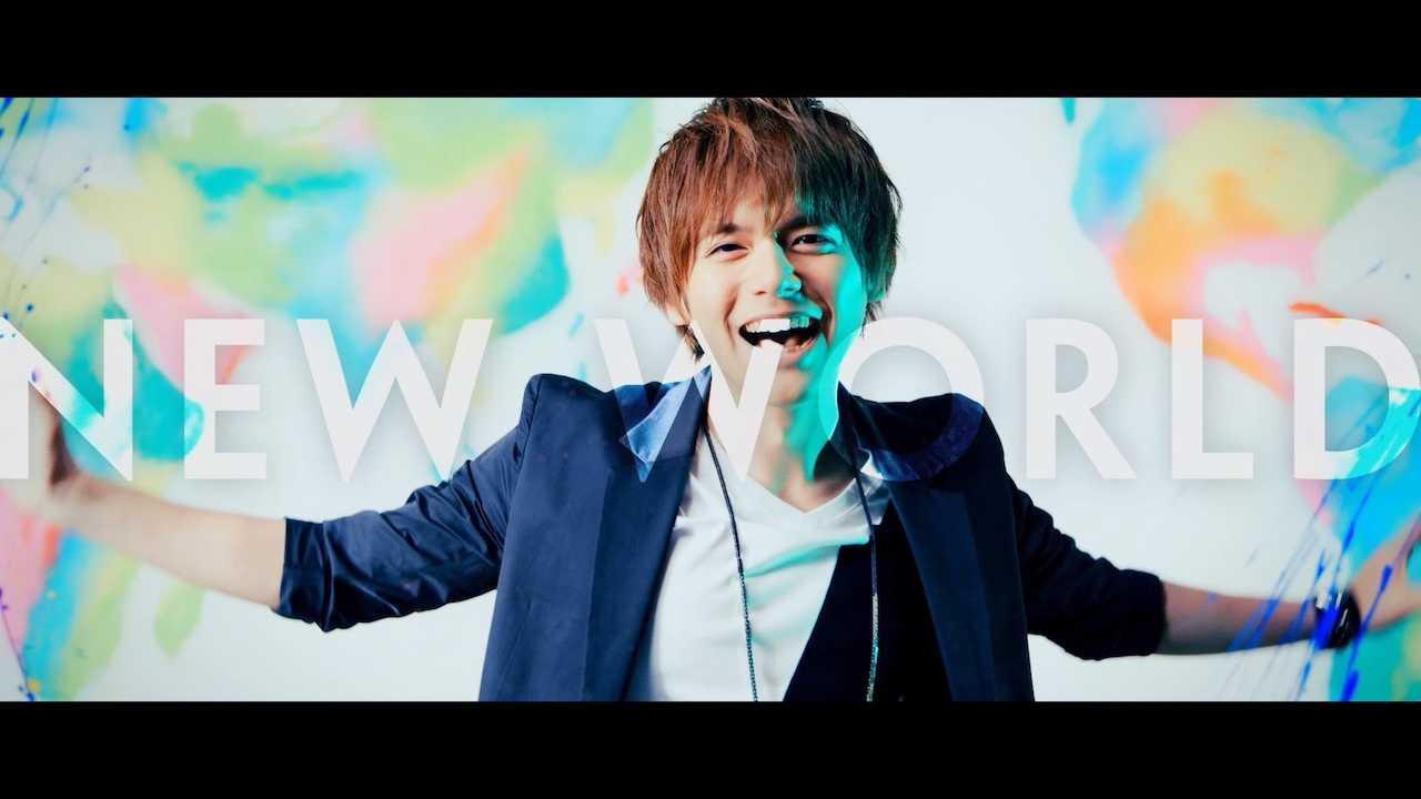 「NEW WORLD(English ver.)」Lyric Video