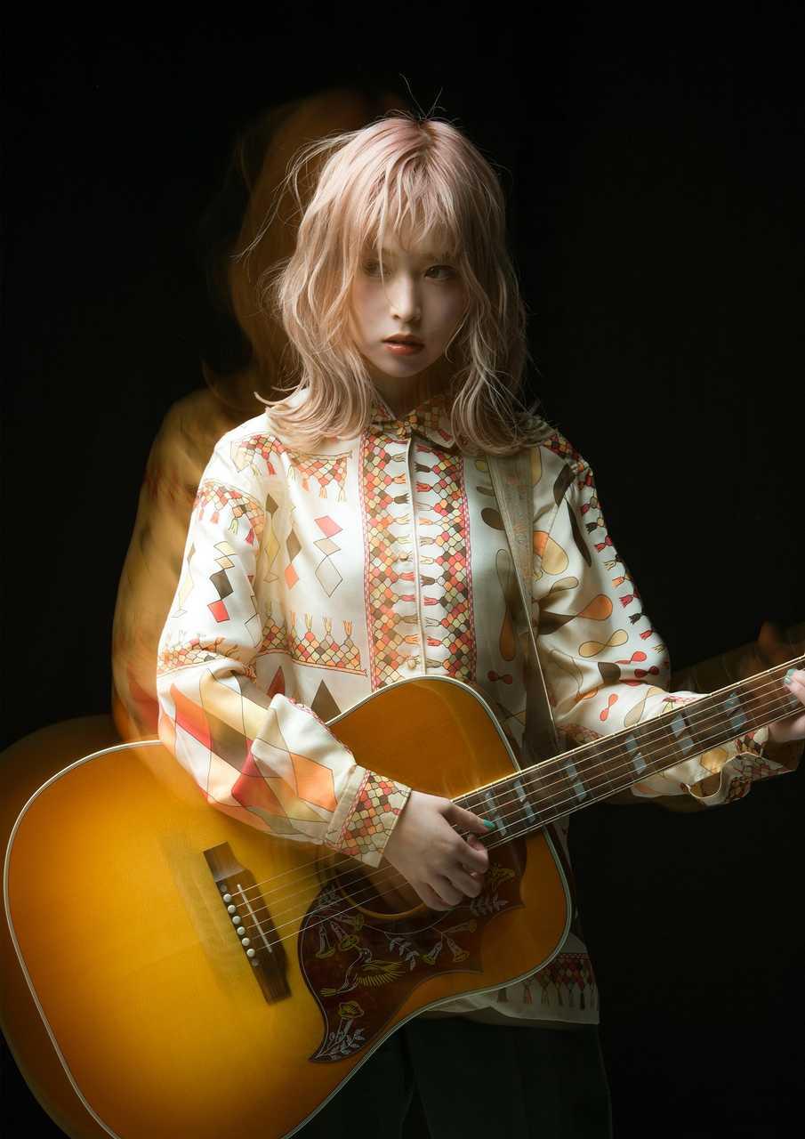 藤川千愛、3rdフルアルバム「HiKiKoMoRi」のリリースが決定!