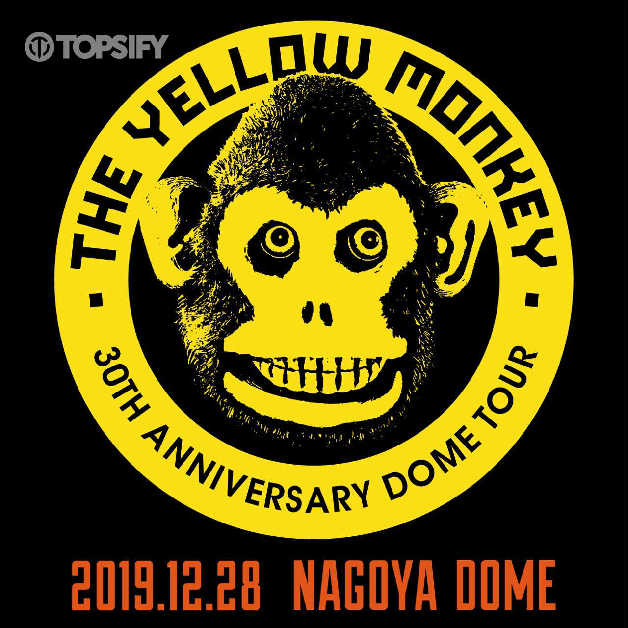 『THE YELLOW MONKEY 30th Anniversary DOME TOUR 2019.12.28 ナゴヤドーム』プレイリスト