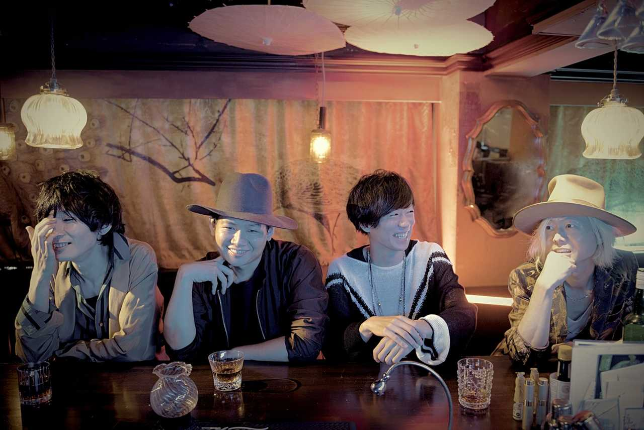 THE PINBALLS セルフカバーアルバム「Dress up」全曲トレーラー公開!