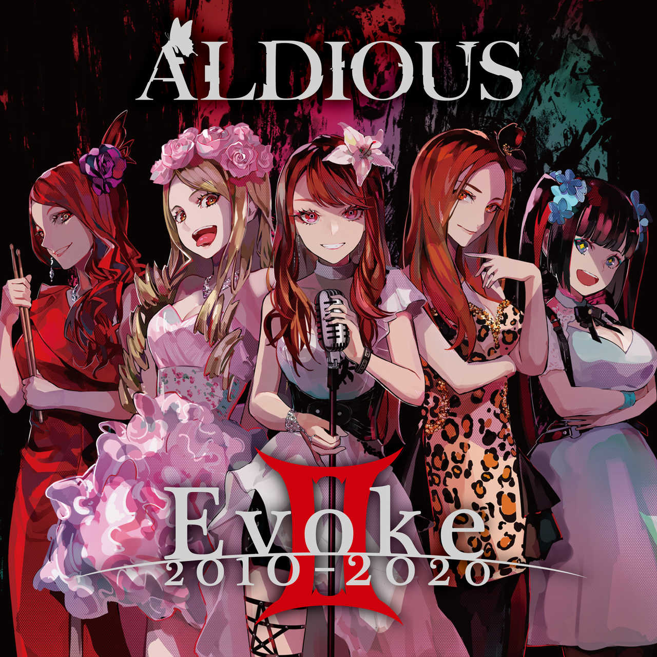 アルバム『EvokeⅡ 2010-2020』
