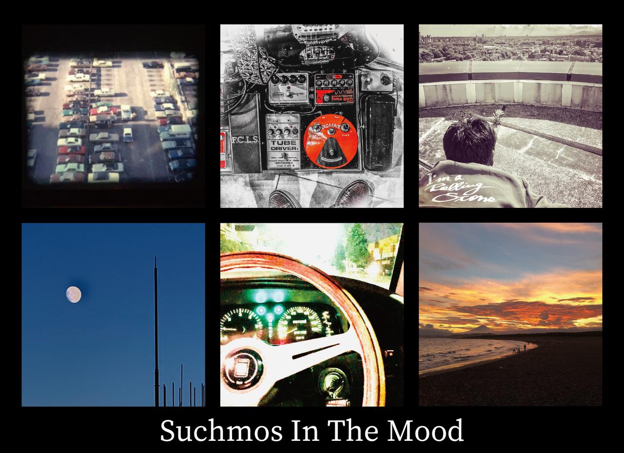 Suchmos、各メンバーが選曲したPLAYLIST『Suchmos In The Mood』の第一弾が公開!