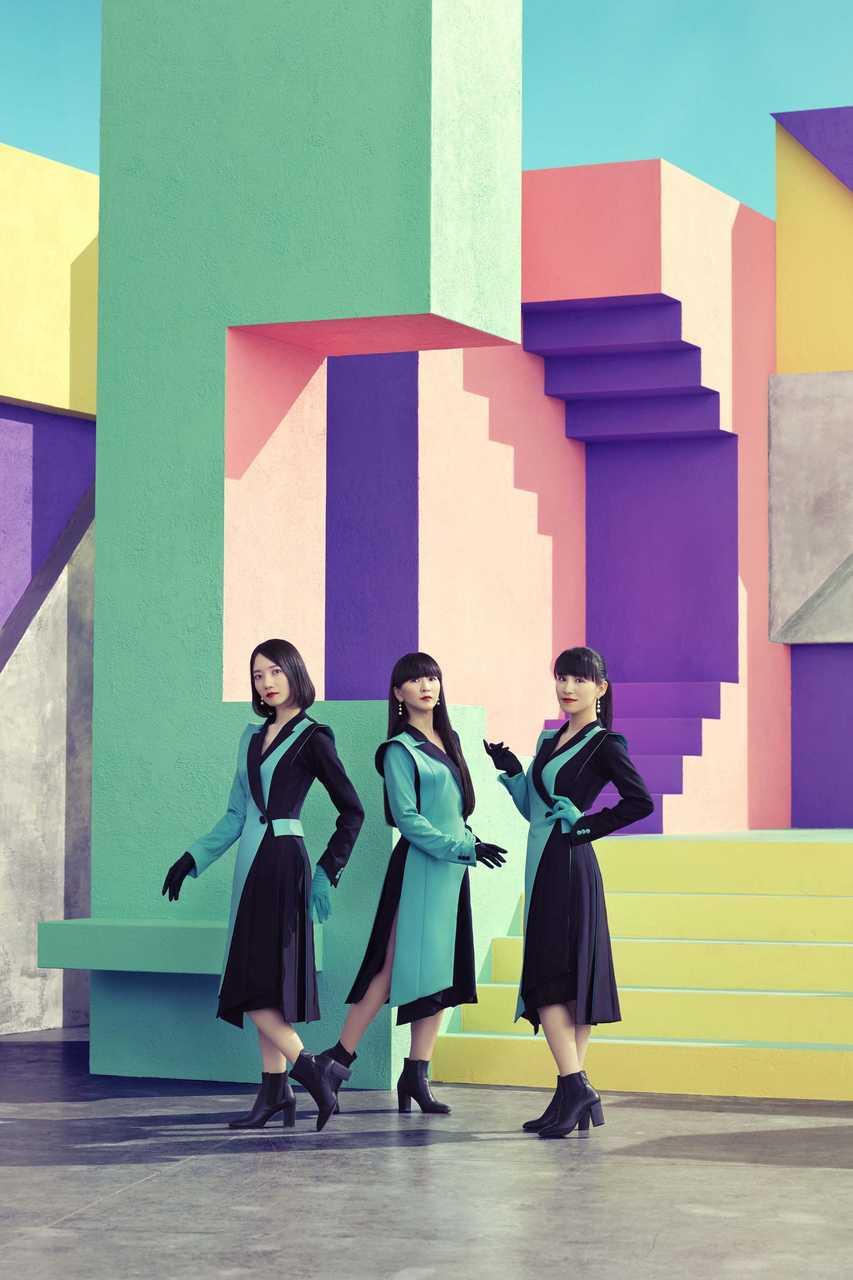 Perfume、9/16発売のニューシングル「Time Warp」のMV(ショート尺)解禁!