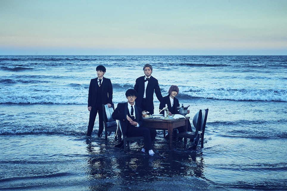 BLUE ENCOUNT、ニューアルバム『Q.E.D』リリース決定!新アー写も公開!