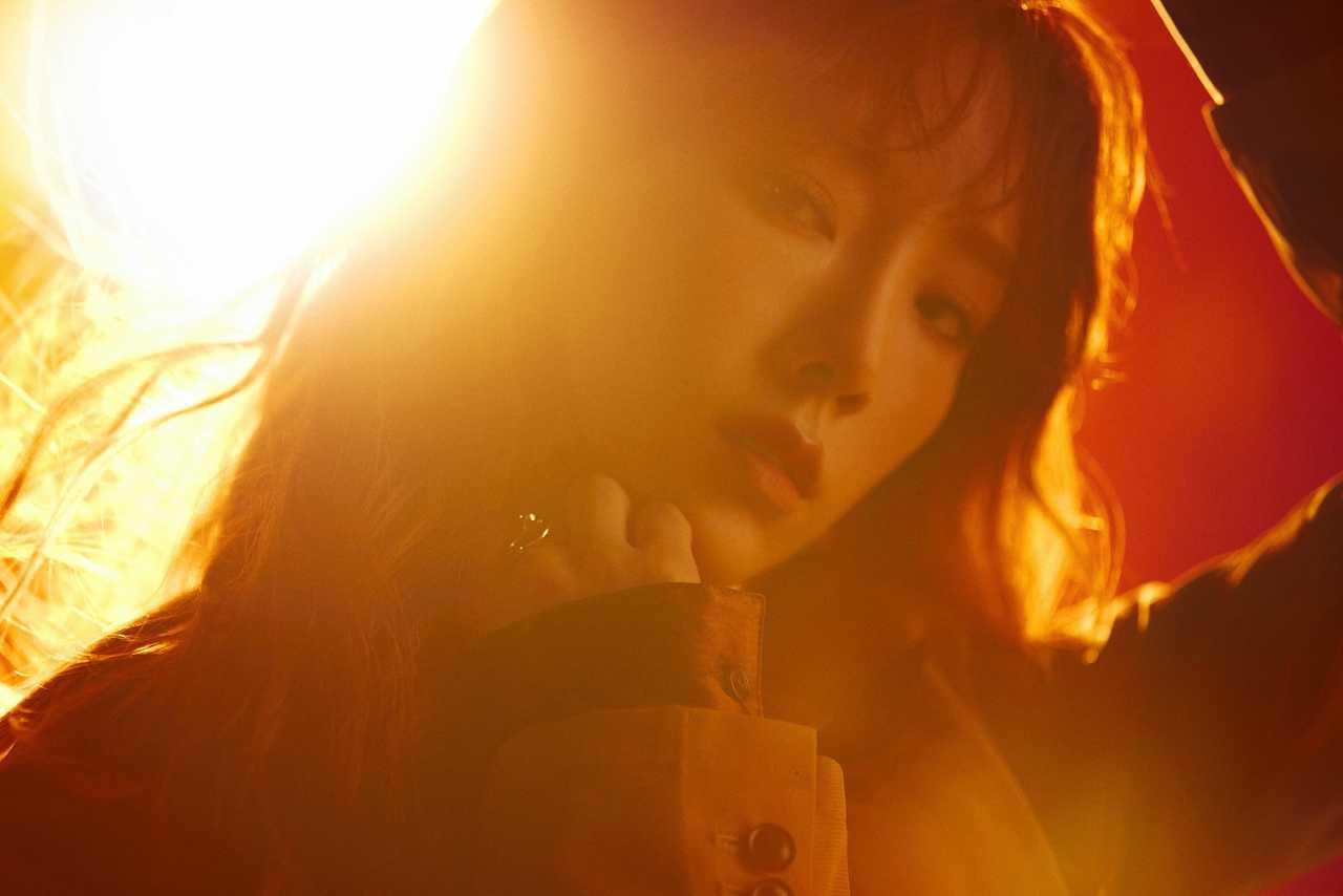 テヨン(#)、日本で2枚目となるミニアルバム『#GirlsSpkOut』発売決定。