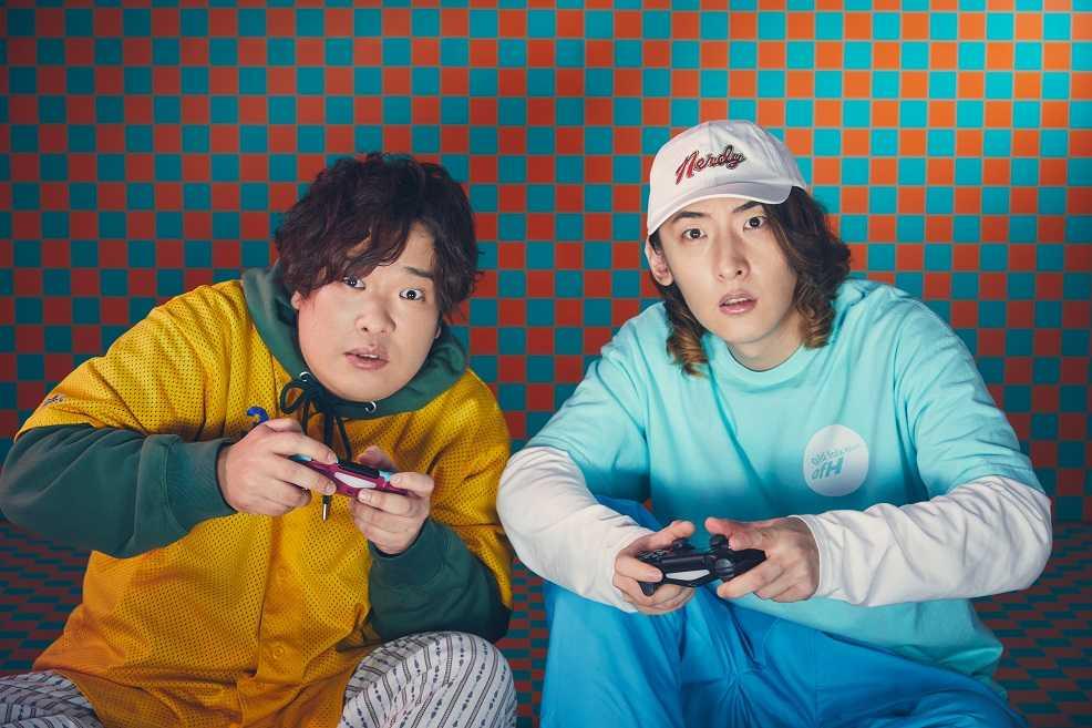 ビッケブランカ VS 岡崎体育、最強の友情ソング「化かしHOUR NIGHT」10月28日発売!