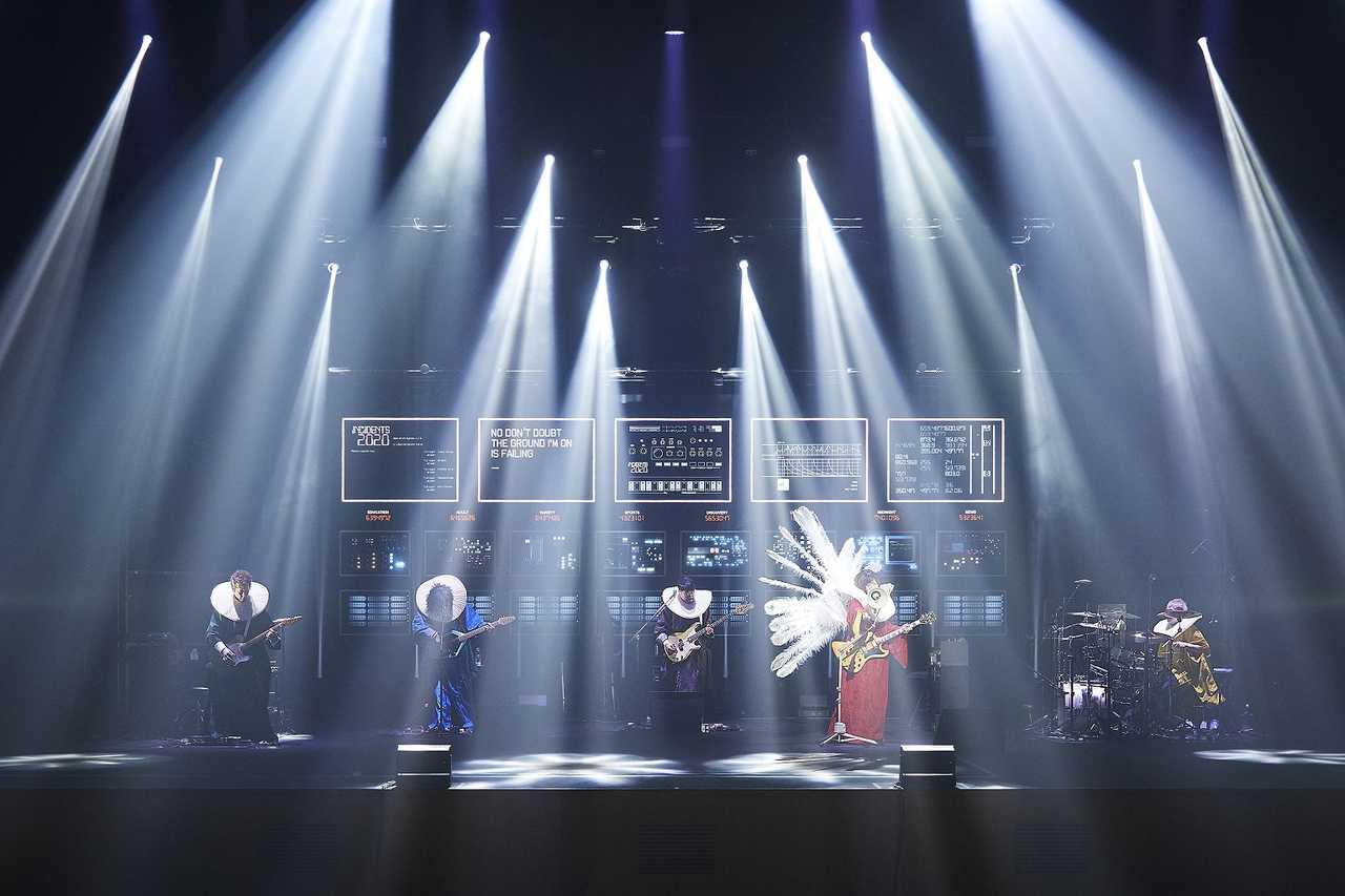 東京事変2O2O.7.24閏vision特番ニュースフラッシュ」独占放送決定!