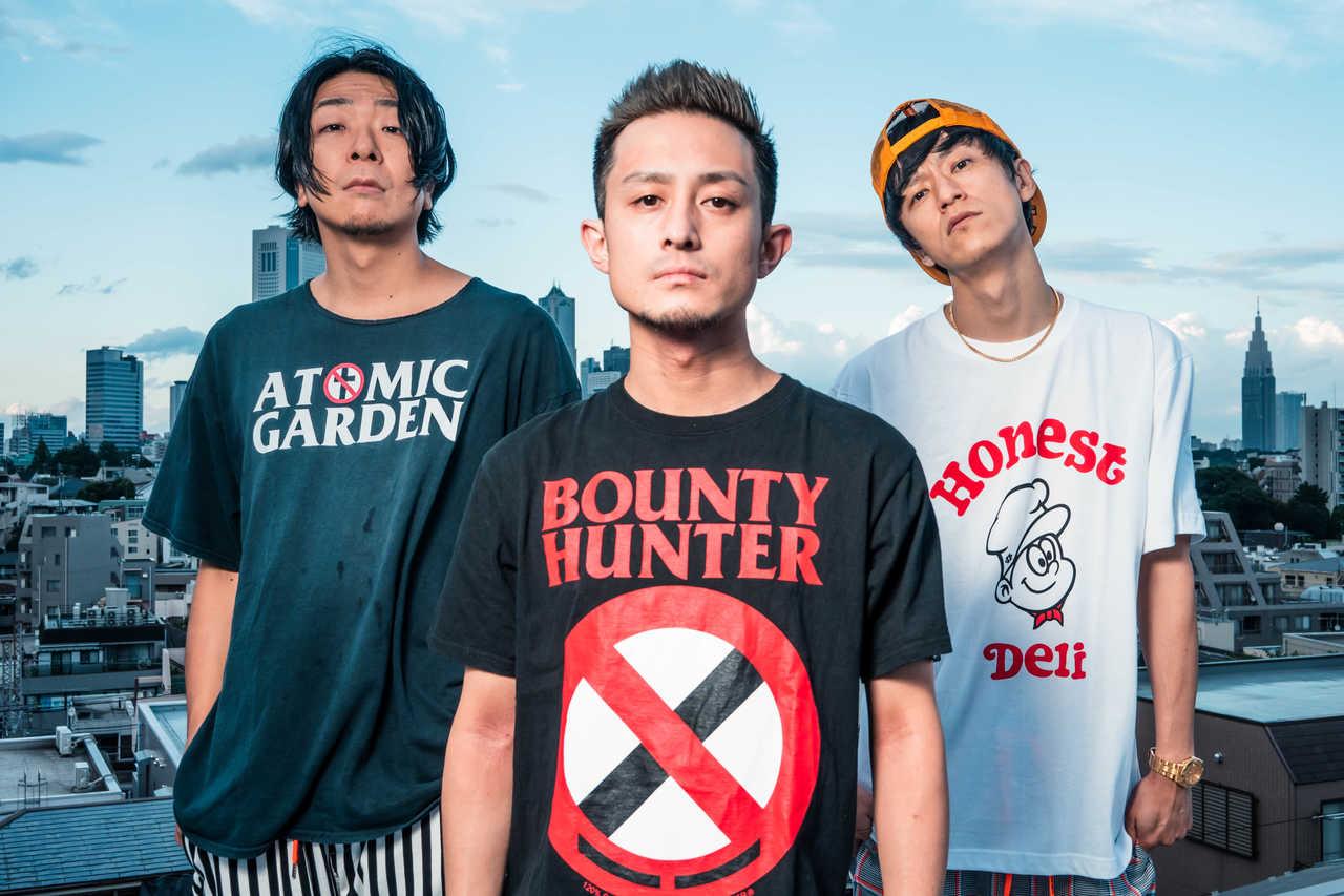 TOTALFAT、Zepp Tokyoにて有観客ライブ「再会」開催決定!