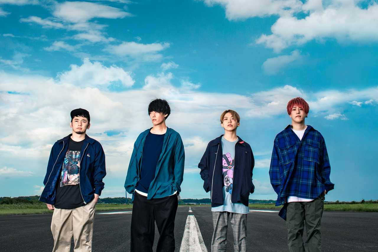 04 Limited Sazabys、Aichi Sky Expo単独公演「YON EXPO'20」開催!