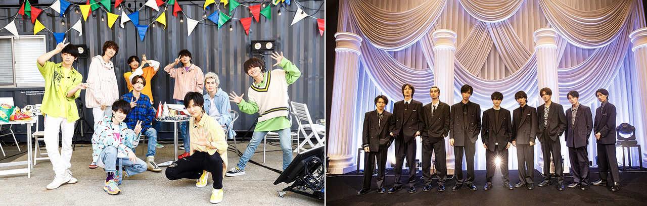 9月27日@『SUPER★DRAGON 5th Birthday ONLINE LIVE』 photo by 笹森健一