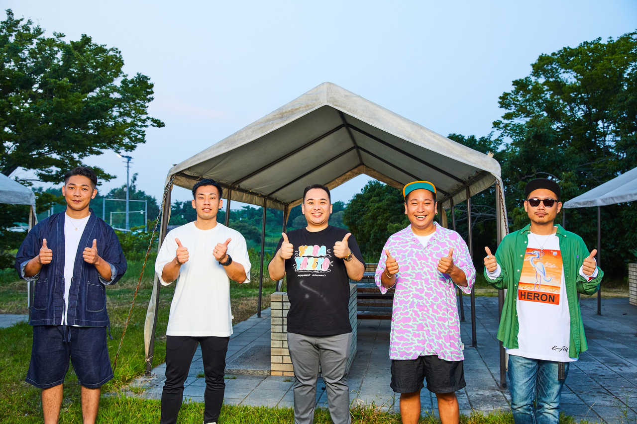 ベリーグッドマン、新曲「アイカタ」MVにM1王者ミルクボーイが友情出演!