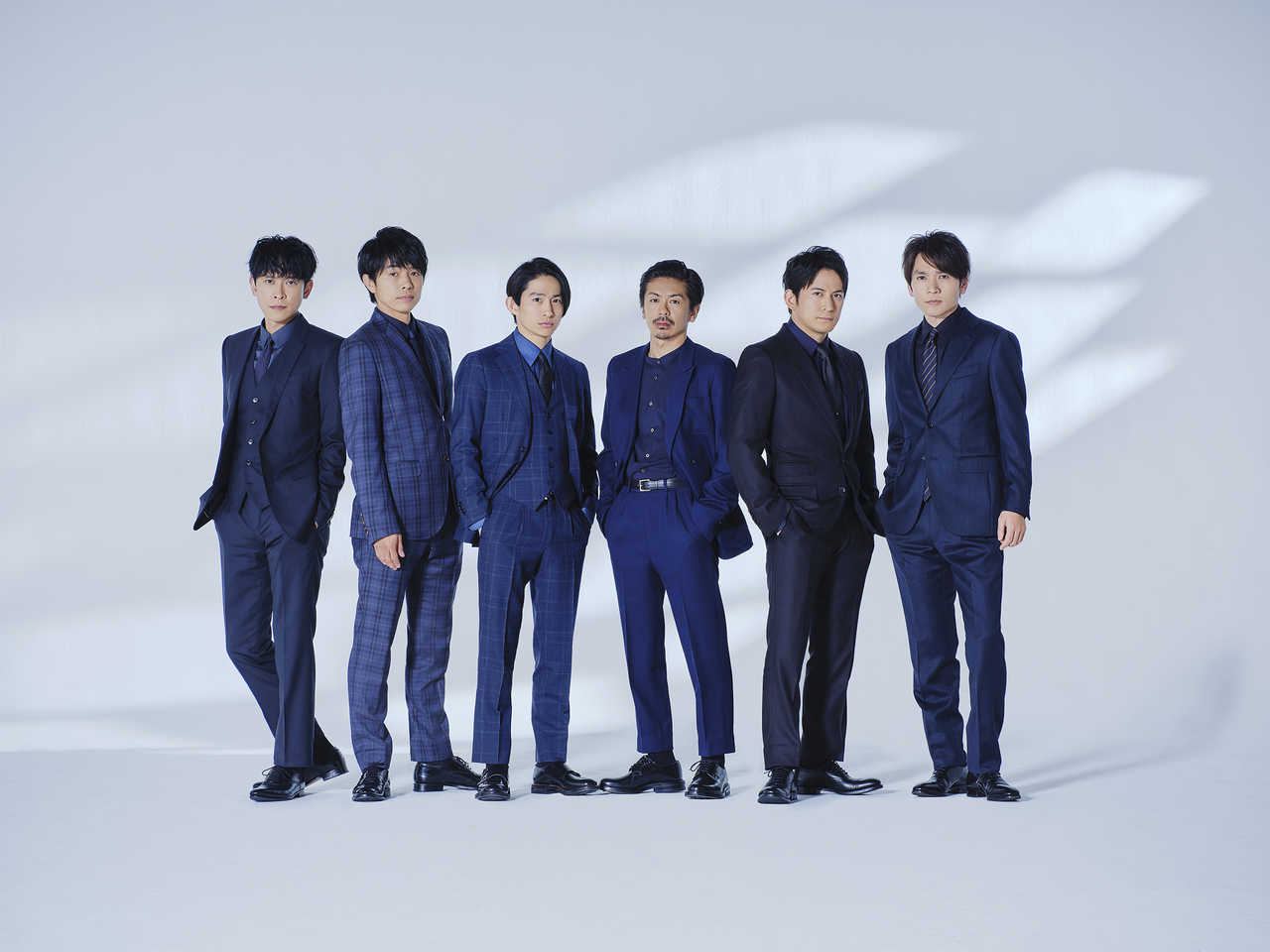 勤続25年の男たち V6 デビュー記念の11月1日に25周年記念配信ライブ開催決定!