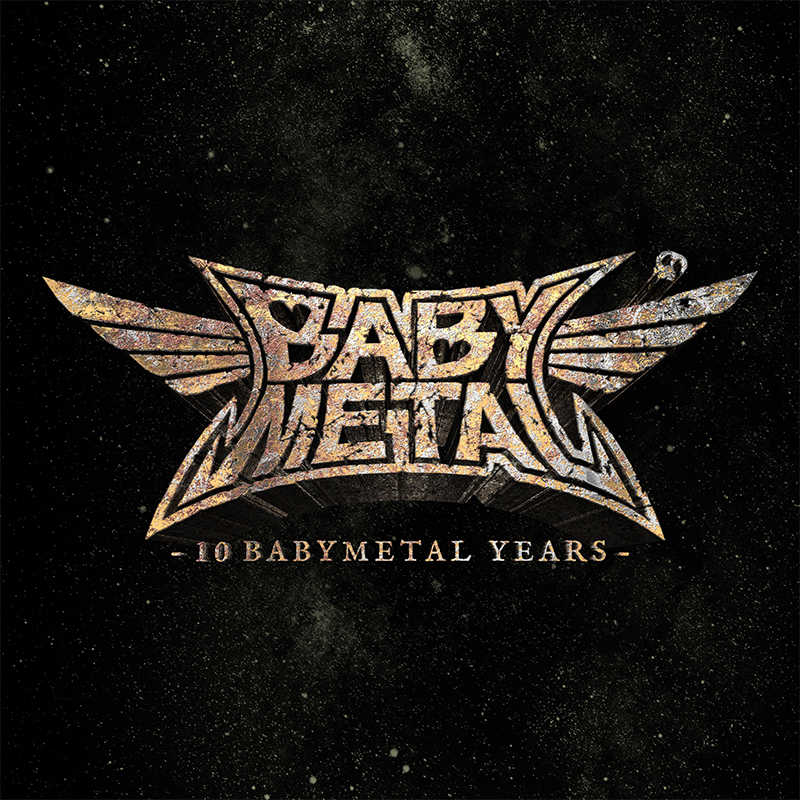 BABYMETAL 10周年キービジュアル