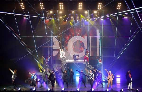 公演の様子 (C)『ヒプノシスマイク-Division Rap Battle-』Rule the Stage製作委員会