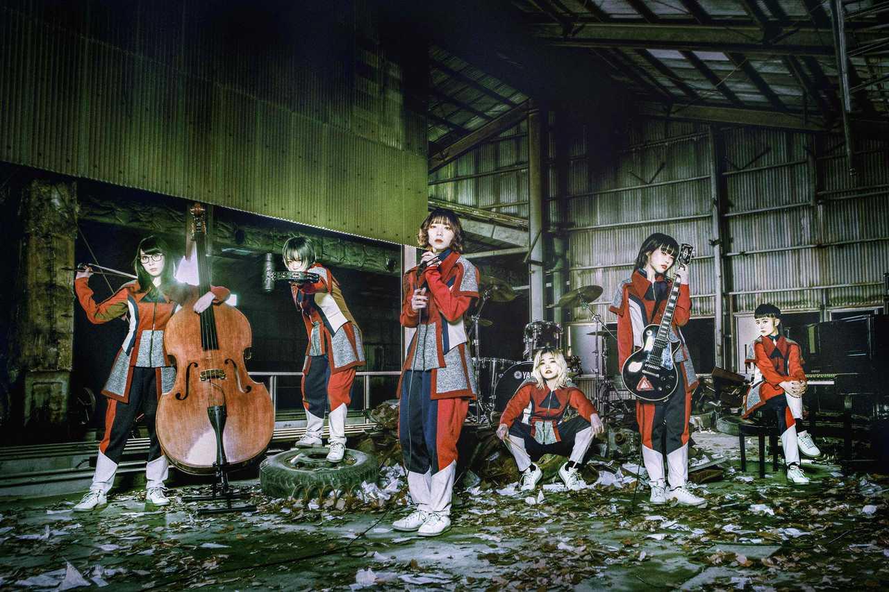 BiSH 11月18日発売映像作品「TOKYO BiSH SHiNE6」アートワーク公開