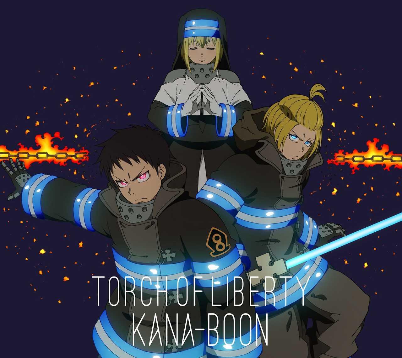 シングル「Torch of Liberty」【期間生産限定盤】(CD+DVD)