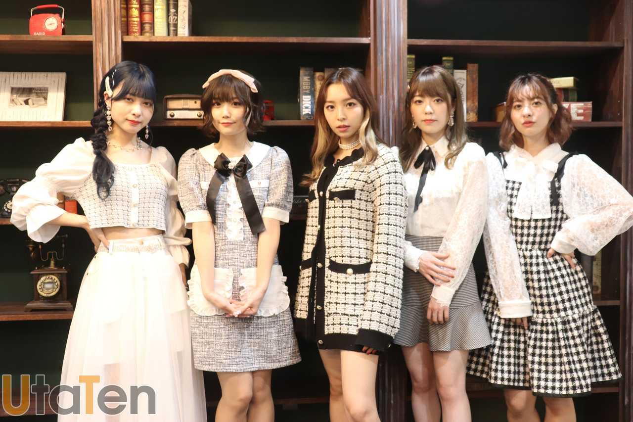 メンバー自身が作詞を手掛けたアルバム「THE LIFE OF IDOL」。これが神宿のアイドルとしての生き方!!