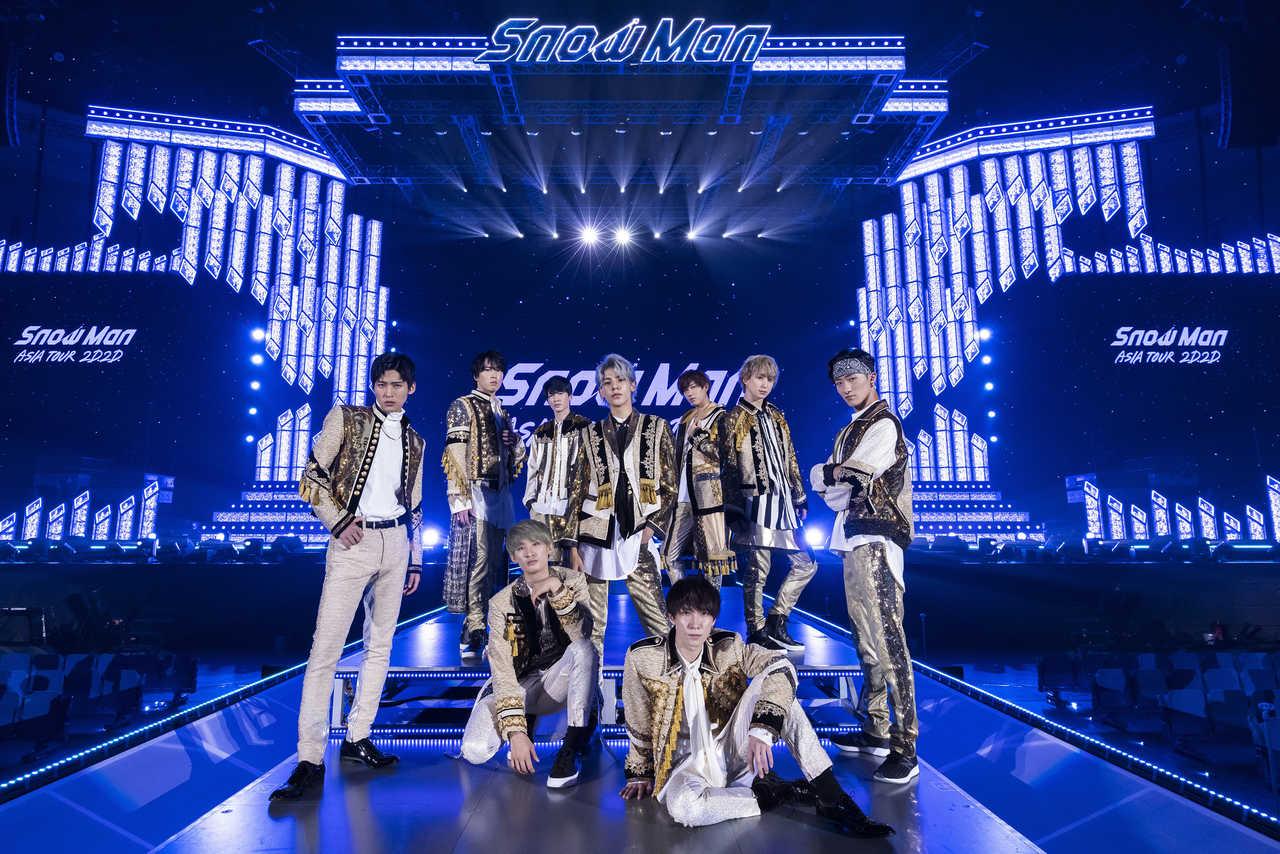 Snow Man、デビュー後初の単独ライブを生配信で開催!3rdシングルリリースも決定!