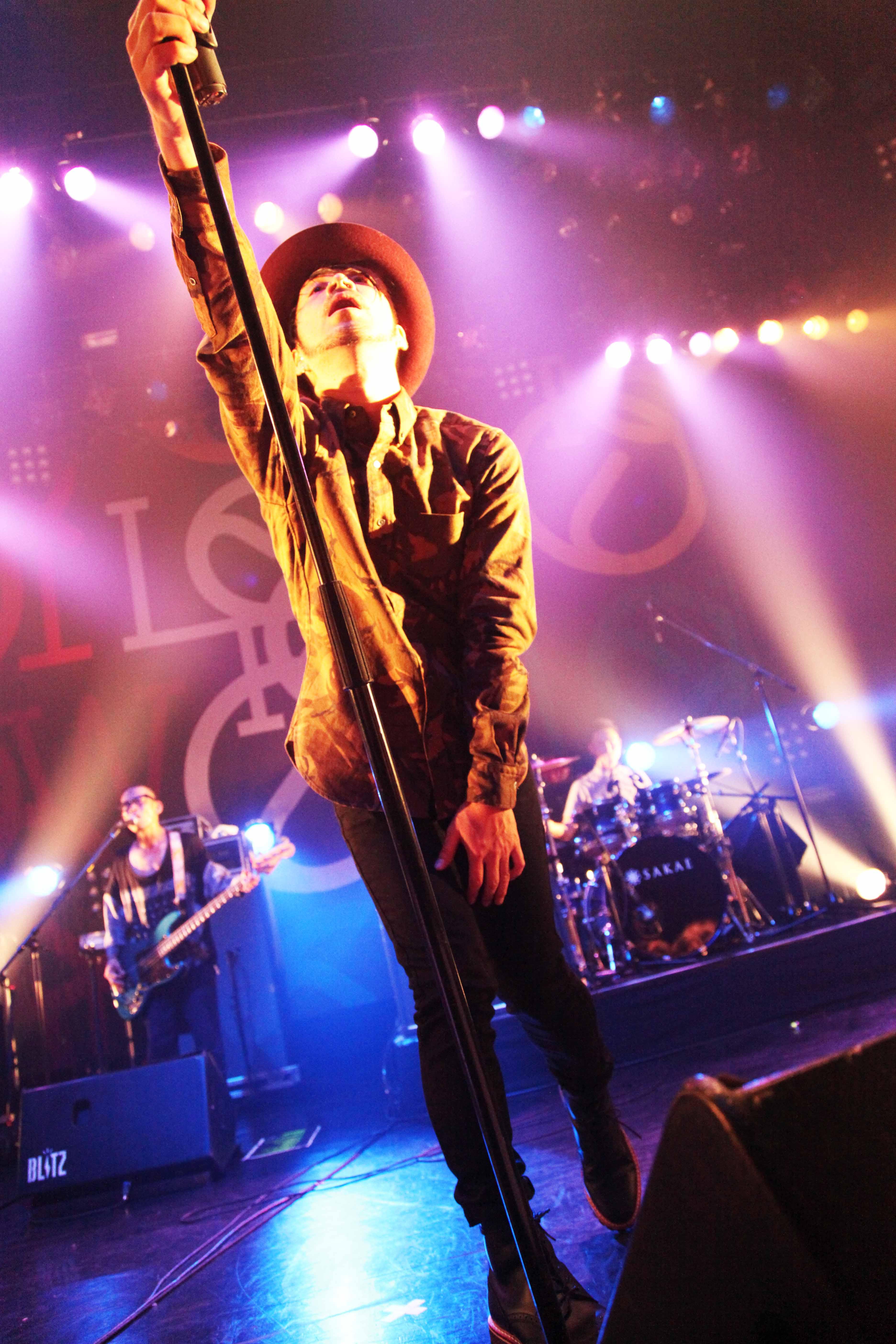 5月16日@東京 赤坂BLITZ